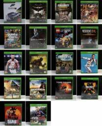 Aluguel de games xbox one