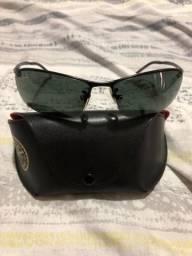 Óculos de sol Ray-ban unisex com estojo