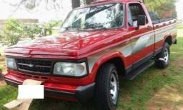 Gm - Chevrolet D-20 4.0 Custom De Luxe Cs 8V Diesel 18-98119-3338 - 1991