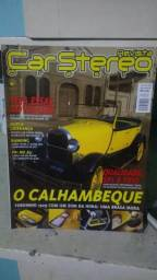 Revistas de carros antigos