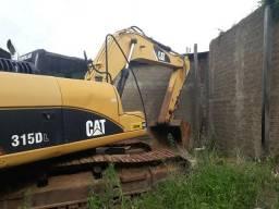 Pc escavadeira hidráulica 315dl