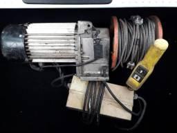 Guincho elétrico 220/380 v