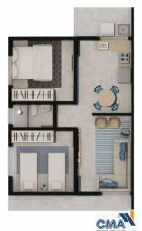 Casa nova em Serrana/SP, podendo ser financiada pelo Minha Casa Minha Vida