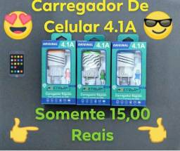 Carregador de Celular 4.1A