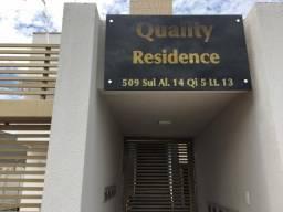 Apartamento na 509 Sul c/ 2 quartos