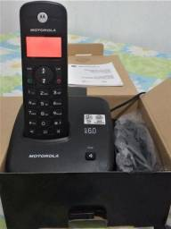 Telefone Digital Motorola Sem Fio FOX 1500
