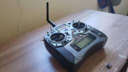 Usado, Rádio Controle Spektrum DX6I + 2 Receptores comprar usado  Araucária