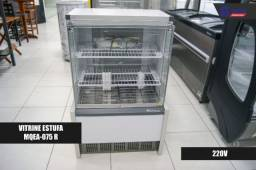 Estufa - Vitrine - 220V - Pronta Entrega - Sibéria Equipamentos
