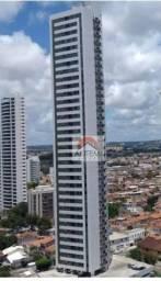 Título do anúncio: Apartamento com 3 dormitórios à venda, 67 m² por R$ 357.000,00 - Torre - Recife/PE