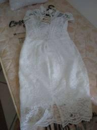 Vestido noiva. closet da may