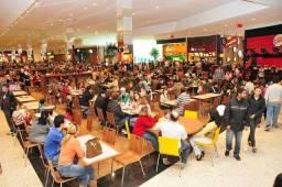 Restaurante Localizado Em Uma Espetacular Praça De Alimenttação