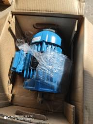 Motor WEG 3CV novo no caixa