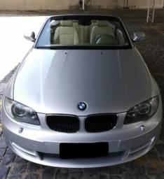 BMW 120i Cabrio Prata 2009/2010 - 2009