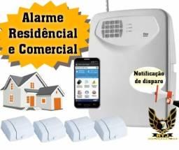 Promoção em Alarme Residencial e Comercial