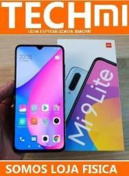 Celular Xiaomi Mi 9 LITE 128gb, Novo, lançamento, câmera selfie 32MP, loja física.Xiaomi