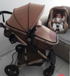 Carrinho bebe bchildhood