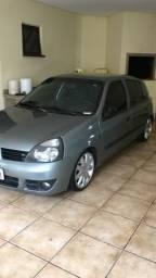 Clio Authentique 2008 1.0 16v - 2008