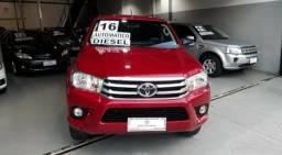 Toyota Hilux 4x4 AUT DIESEL - 2016