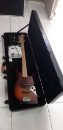 Contrabaixo Fender Jazz Bass American Standard 4 cordas