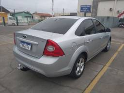 Ford Focus Sedan 2.0 2010/2010 Bancos de Couro Ipva Pago 2020 comprar usado  Camaquã