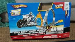 Pista hot Wheels speed cycles