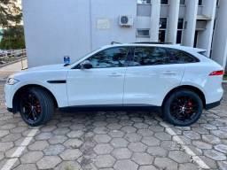 Jaguar F-pace 2017 prestige diesel. TFT e tela maior. IMPECÁVEL