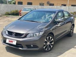 Honda civic LXR 2015 Impecável bem novinho