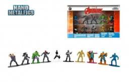 Avengers coleção Nano metalfigs