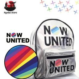 Mochilas e bolsas Now United
