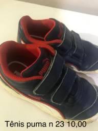 Roupas e sapatos 2 anos