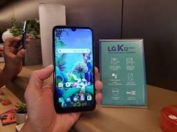 Smartphone LG K12 Prime 64GB Novo e Lacrado