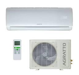 Central de ar condicionado de 18 mil BTUs
