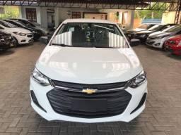 Chevrolet- Ônix Hatch 1.0 Turbo Flex Automático (Veículo 0 Km)