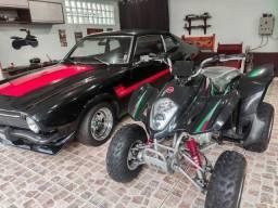 Quadriciclo 300cc 2019 Top de Linha Estado de 0km Manutenção Nacional