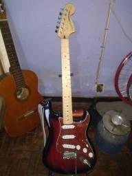 Guitarra Fender Squier Standard Antique Burst