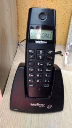 Telefone sem fio identificador de chamadas TS40 id