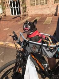 Cesta para cachorro bike Pet-Basket