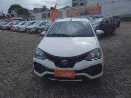 ETIOS 2019/2020 1.5 X PLUS SEDAN 16V FLEX 4P AUTOMÁTICO