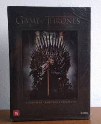 Game Of Thrones - 1º Temporada (Lacrado)