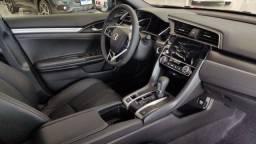 Título do anúncio: Honda Civic EXL 2021 Preto