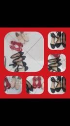 Título do anúncio: Sandália e sapato n 37
