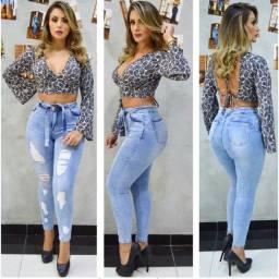 Título do anúncio: Calça sol jeans