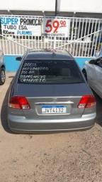 Título do anúncio: Vendo Civic 2003/Automático 1.7
