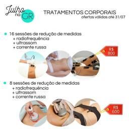Promoção de tratamento corporal