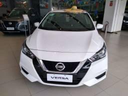 Título do anúncio: Nissan Versa Sense 1.6 Mec 2021 0km