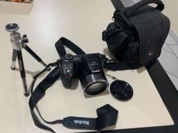 Kodak máquina fotográfica