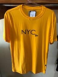 camiseta premium pronta entrega envio rapido tamanho P new era nyc