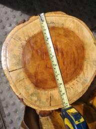Toras de madeira personalizadas para churrasco e frios