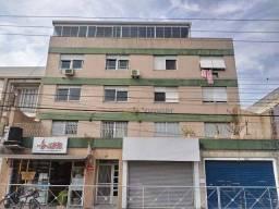 Apartamento com 1 dormitório para alugar, 46 m² por R$ 680,00/mês - Centro - Pelotas/RS