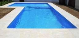 Construção piscinas e ária de lazer casas